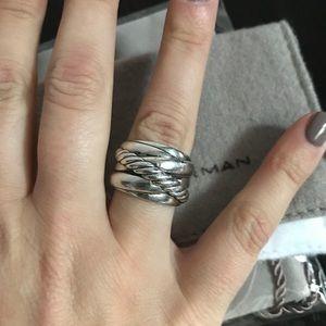 Davin Yurman Sterling Silver Ring